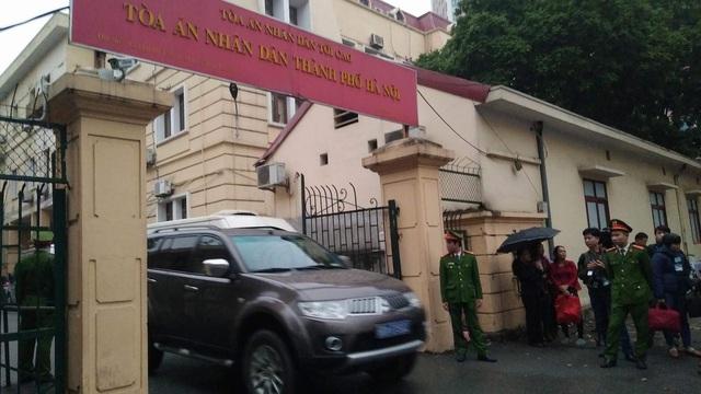 Xét xử ông Đinh La Thăng, Trịnh Xuân Thanh và đồng phạm - 19