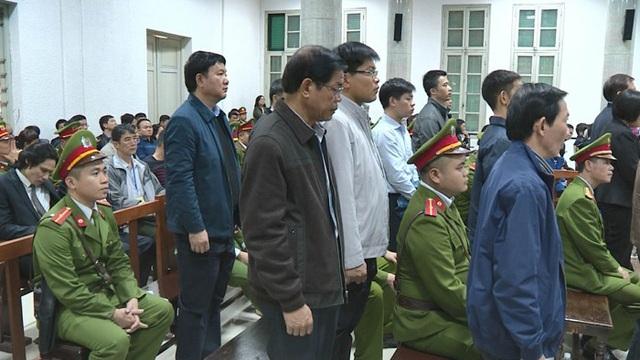 Xét xử ông Đinh La Thăng, Trịnh Xuân Thanh và đồng phạm - 4