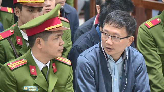 Xét xử ông Đinh La Thăng, Trịnh Xuân Thanh và đồng phạm - 6