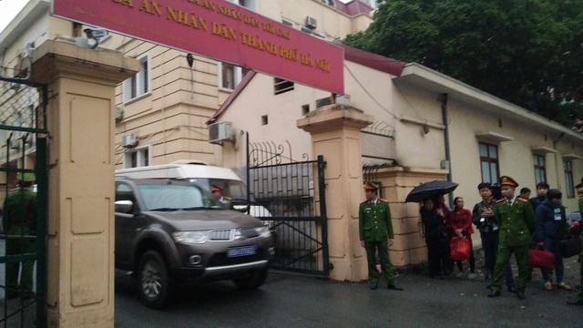 Xét xử ông Đinh La Thăng, Trịnh Xuân Thanh và đồng phạm - 18