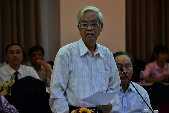 Ông Đỗ Duy Thường - Phó Chủ nhiệm Hội đồng tư vấn về Dân chủ pháp luật