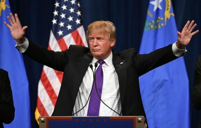 Tổng thống Mỹ Donald Trump được đánh giá hoàn toàn bình thường về năng lực nhận thức, và đủ sức khỏe để hoàn thành nhiệm kỳ. (Ảnh minh họa: Reuters)