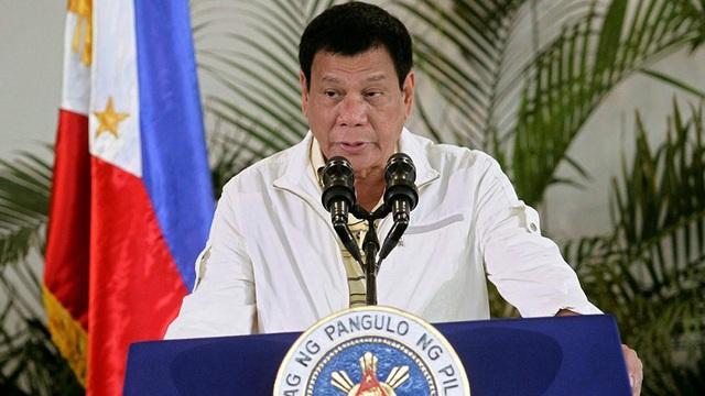 Tổng thống Rodrigo Duterte (Ảnh: Philstar)