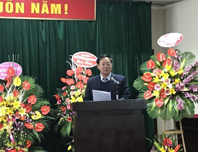 Ông Dư Văn Chỉnh - Phó Giám Đốc Sở TT&TT