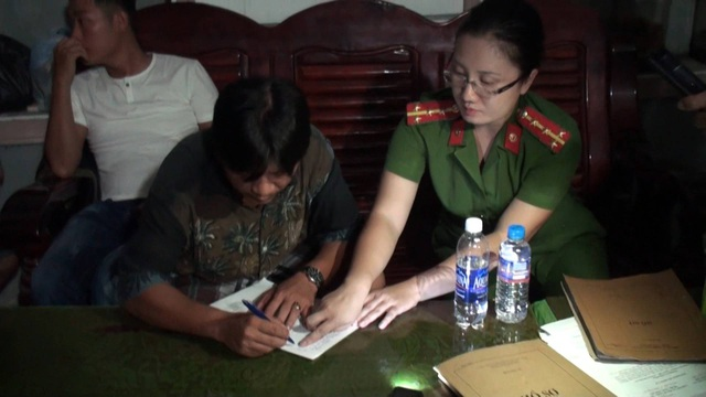 Hiện công an tỉnh Phú Yên đang mở rộng để tiếp tục điều tra vụ án