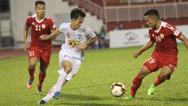 Mong bóng đá Việt Nam năm 2018 sẽ cất cánh (ảnh: Trọng Vũ)