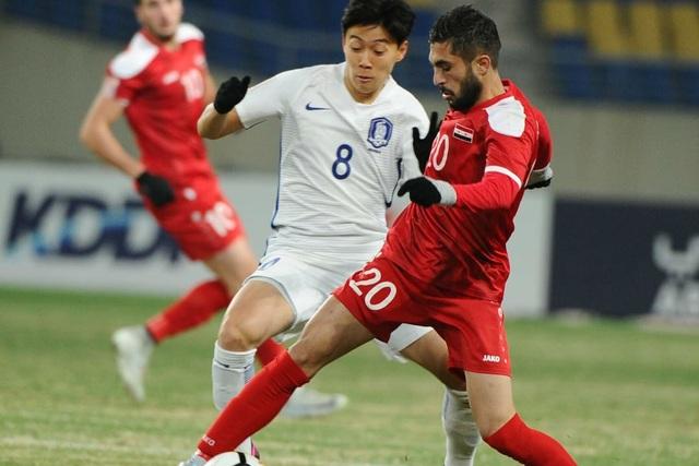 Han Seung-gyu thừa nhận U23 Hàn Quốc gặp nhiều khó khăn ở trận đấu với U23 Việt Nam và U23 Syria