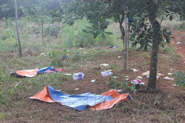 Hiện trường vụ nổ súng khiến 16 người thương vong tại Công ty Long Sơn