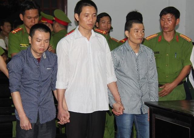 Cả ba bị cáo đều có đơn kháng cáo ngay sau bản án của tòa sơ thẩm