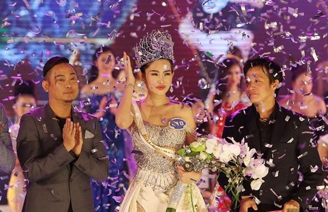 Mặc dù BTC Hoa hậu Đại Dương Việt Nam 2017 đã thừa nhận sai phạm nhưng vẫn chỉ bị xử phạt có 4 triệu đồng. Ảnh: TL.