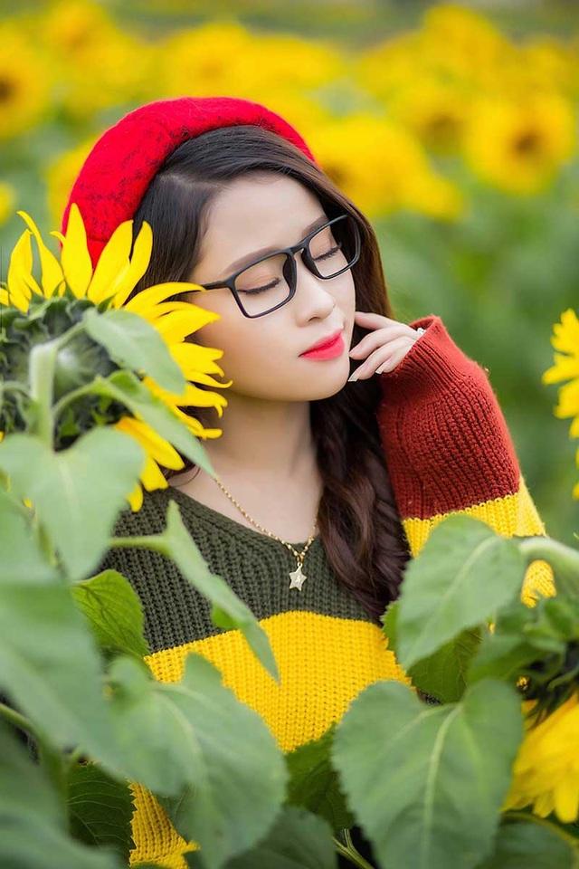 Đinh Thị Nguyệt Hằng là cô gái sinh ra và lớn lên ở mảnh đất Nghệ An.