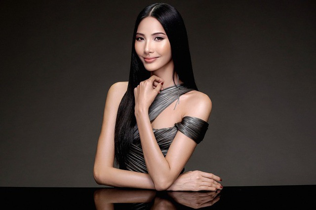Đức Bảo ấn tượng với cú chuyển mình của Hoàng Thùy từ một siêu mẫu đến một thí sinh Hoa hậu.