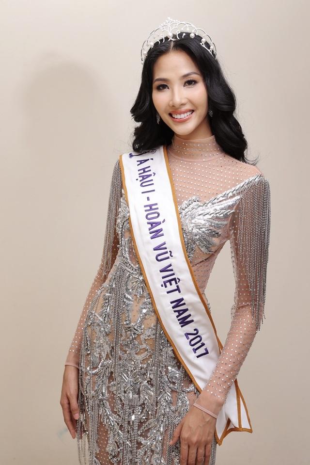 Á hậu 1 Hoa hậu Hoàn vũ Việt Nam Hoàng Thùy