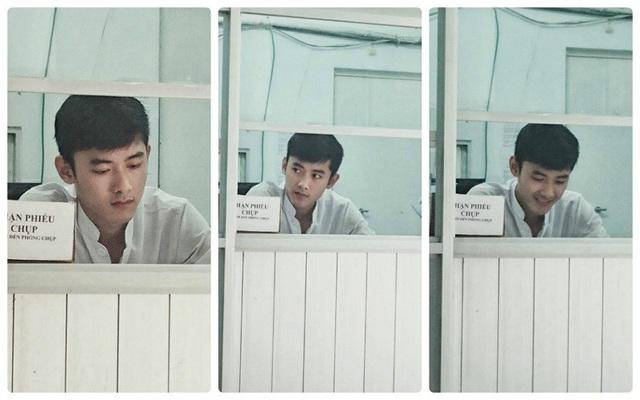 Hình ảnh của Huy - hot boy kỹ thuật viên được nhiều cô gái hâm mộ