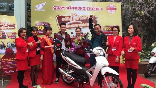 Cơ hội mua xe trúng xe với Honda Việt Nam - 3
