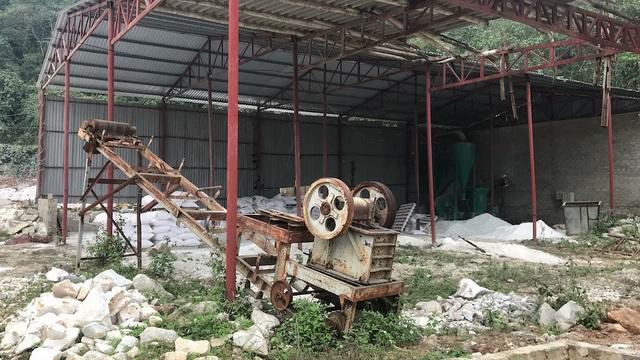 Đã có một số doanh nghiệp máy móc không còn khả năng sản xuất.