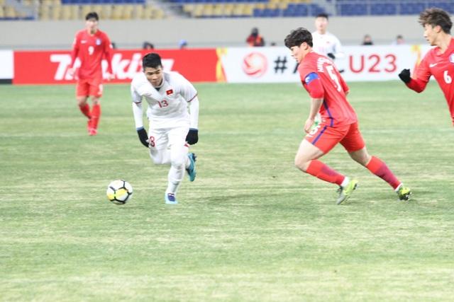 HLV Lê Thụy Hải cho rằng U23 Việt Nam chưa thể tạo nên bất ngờ trước Hàn Quốc