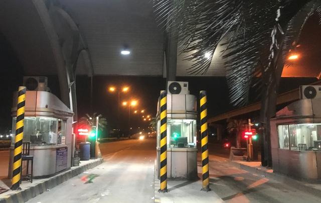 Chính thức dừng thu phí phương tiện qua trạm BOT Xa lộ Hà Nội - 8