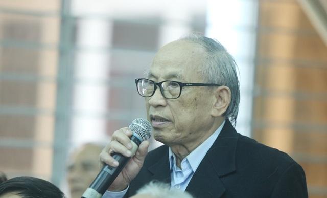 Ông Đặng Vân - hội viên CLB Thái Phiên: Đề nghị làm rõ việc Vũ nhôm khống chế, chi phối lãnh đạo thành phố