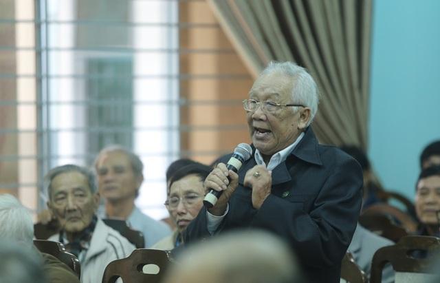 Các hội viên CLB Thái Phiên bày tỏ nhiều băn khoăn và mong muốn Đà Nẵng vượt lên và làm tốt hơn sau sự cố vừa qua.