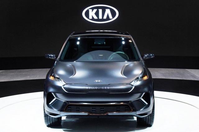Kia Niro EV Concept - Vẻ đẹp của phong cách tối giản - 4