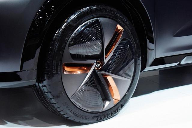 Kia Niro EV Concept - Vẻ đẹp của phong cách tối giản - 14