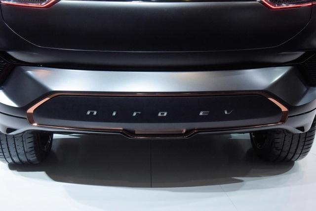 Kia Niro EV Concept - Vẻ đẹp của phong cách tối giản - 15