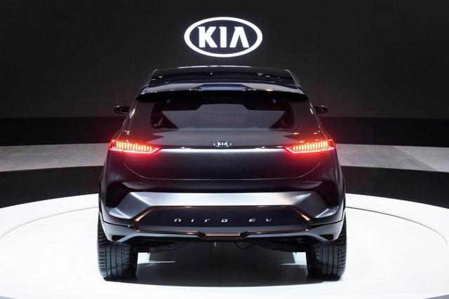 Kia Niro EV Concept - Vẻ đẹp của phong cách tối giản - 17