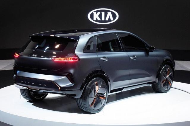 Kia Niro EV Concept - Vẻ đẹp của phong cách tối giản - 2