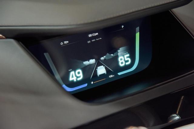 Kia Niro EV Concept - Vẻ đẹp của phong cách tối giản - 9