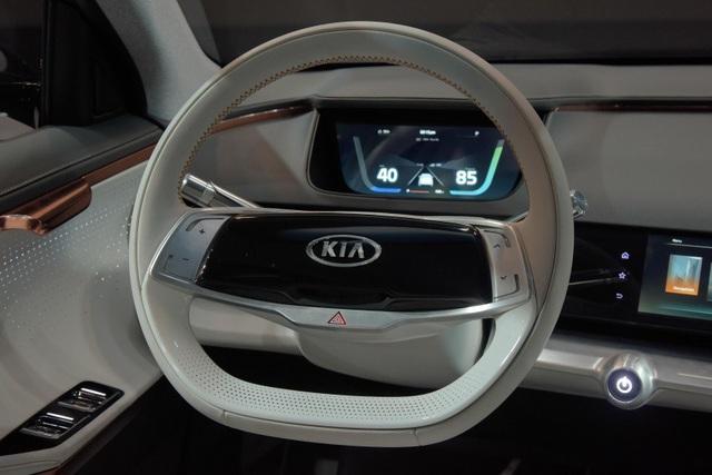 Kia Niro EV Concept - Vẻ đẹp của phong cách tối giản - 7