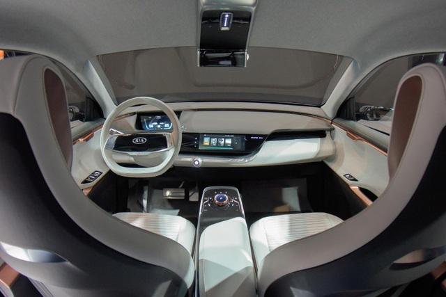 Kia Niro EV Concept - Vẻ đẹp của phong cách tối giản - 6
