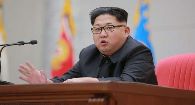 Nhà lãnh đạo Triều Tiên Kim Jong-un (Ảnh: AFP)