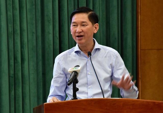 Phó Chủ tịch UBND TPHCM Trần Vĩnh Tuyến đề nghị các đơn vị sự nghiệp nâng cao tự chủ về tài chính