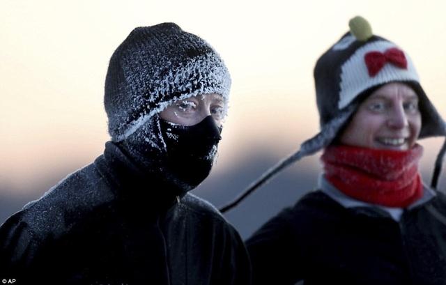 Hàng triệu người dân Mỹ và Canada phải hứng chịu một đợt lạnh kỷ lục khi nhiệt độ giảm mạnh ở nhiều khu vực. (Ảnh: AP)
