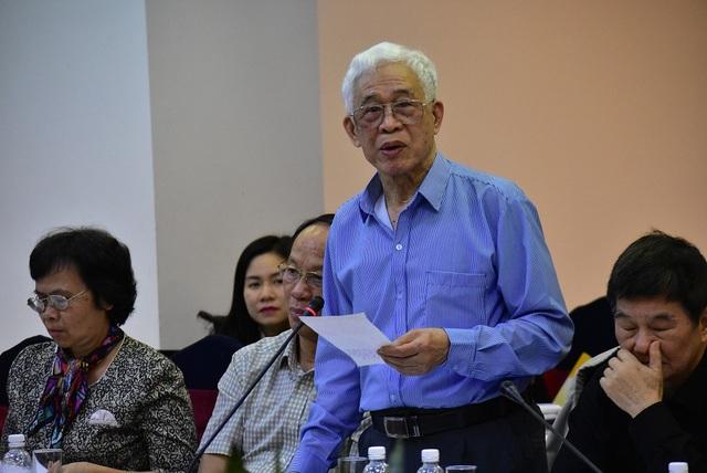 Ông Lù Văn Que - Uỷ viên Đoàn Chủ tịch UBTW MTTQ Việt Nam - cho rằng muốn chống tham nhũng thì phải trị được bệnh lạm quyền