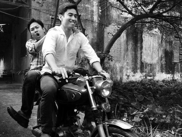 Đạo diễn Mai Long trong Tết vui phết - Mr. Lù.