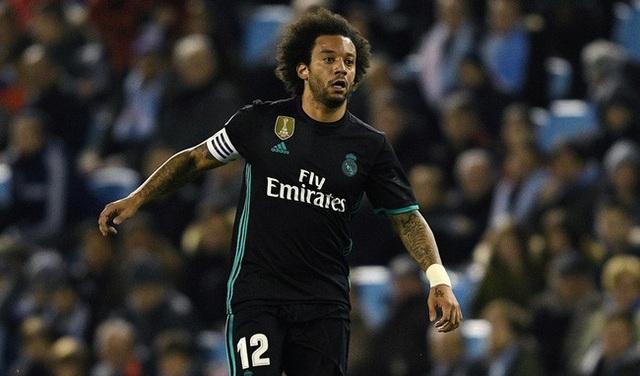 Marcelo trở thành tử huyệt của Real Madrid ở mùa giải này