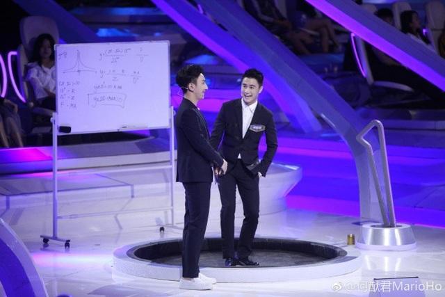 Mario Ho tham gia chương trình Ai là người đứng vững cuối cùng.