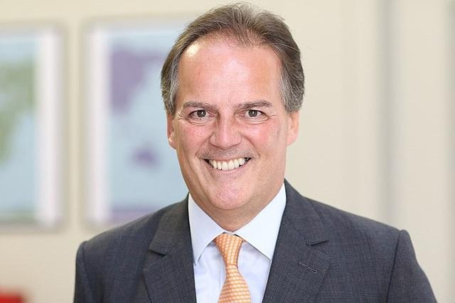 Ông Mark Field, Quốc vụ khanh Bộ Ngoại giao Anh phụ trách khu vực châu Á và Thái bình Dương (Ảnh: gov.uk)