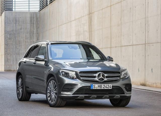 Mẫu Mercedes-Benz GLC