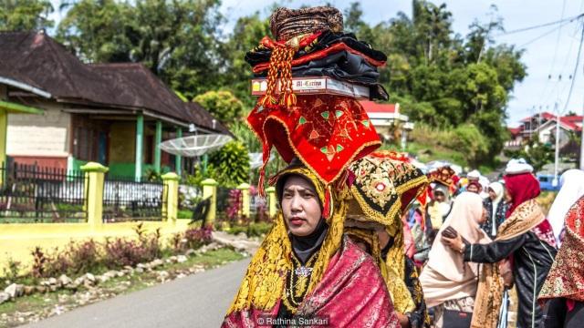 Đám cưới truyền thống của người Minangkabau