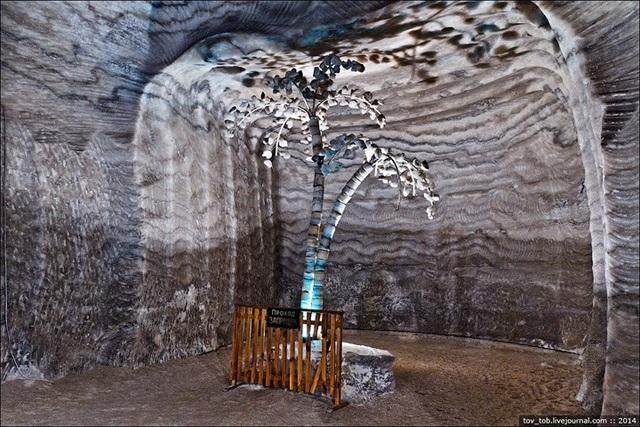 Cận cảnh mỏ muối 250 triệu năm dưới đáy biển đẹp lung linh - 5