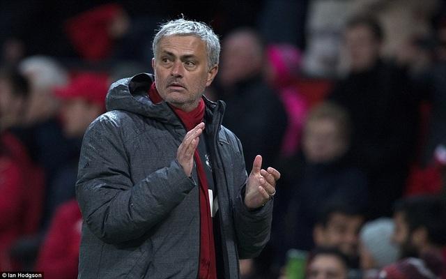 Mourinho mãn nguyện với chiến thắng của học trò