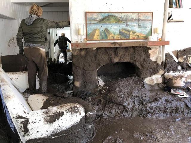 Cảnh sát trưởng quận Santa Barbara Bill Brown cho biết vẫn còn khoảng 13 người khác bị mất tích sau trận lũ bùn. Số người chết dự kiến sẽ tiếp tục tăng lên khi các nhân viên cứu hộ vẫn đang triển khai công tác tìm kiếm.