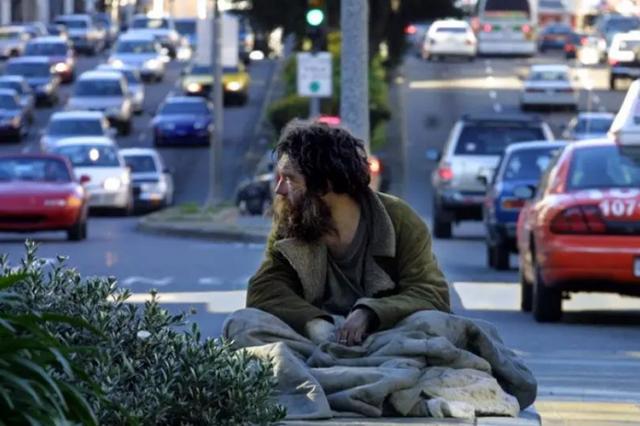 Phân hóa giàu nghèo là một thực trạng xã hội tại Mỹ (Ảnh: Reuters)