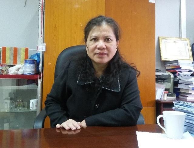 TS. Nguyễn Thị Hồng – chuyên gia Văn hóa, Phó trưởng Khoa Tuyên truyền, Học viện Báo chí và Tuyên truyền