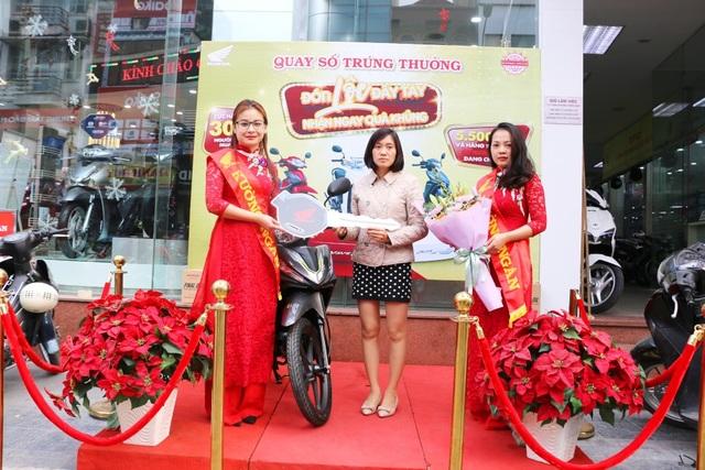 Cơ hội mua xe trúng xe với Honda Việt Nam - 2