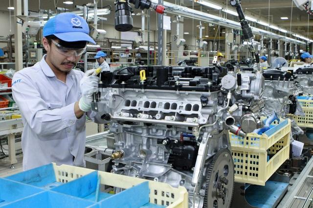 Mazda mở thêm nhà máy động cơ tại Thái Lan - 2