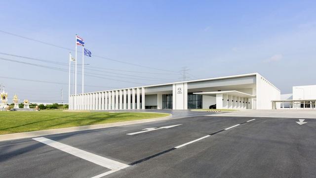 Mazda mở thêm nhà máy động cơ tại Thái Lan - 1